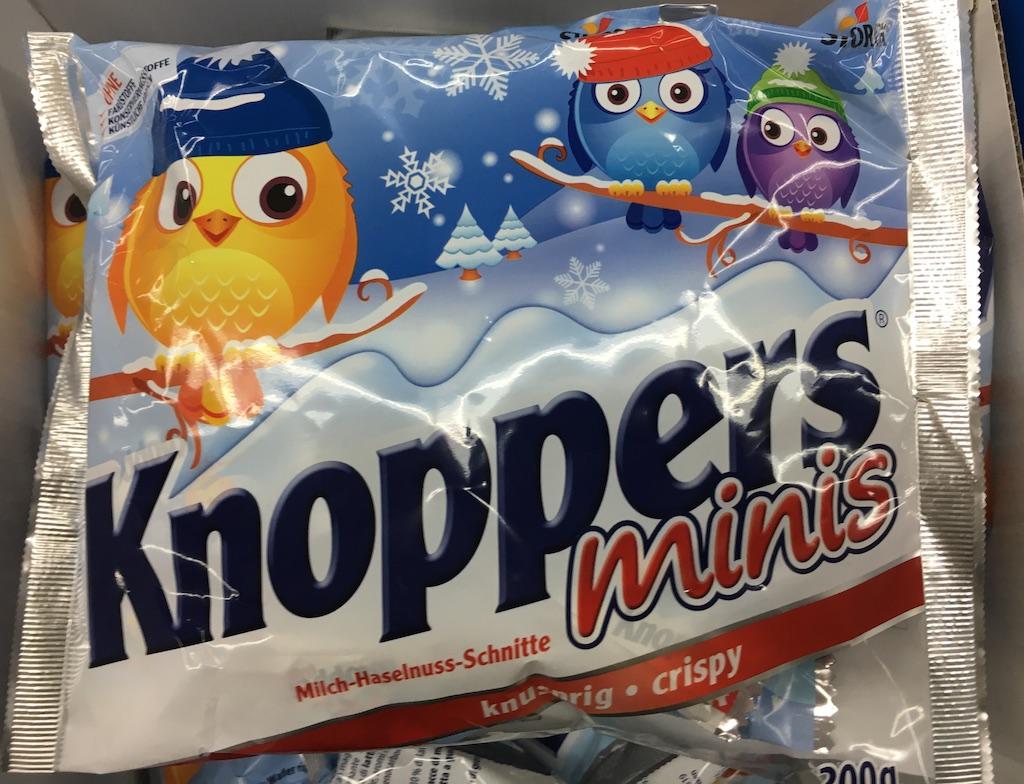 Storck Knoppers Minis