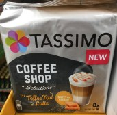 Tassimo Coffeeshop Selections Typ Toffee Nut Latte