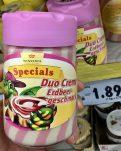 Winsenia Specials Duo Creme Erdbeergeschmack Aufstrich