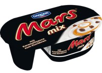 Danone Mars Mix Joghurt