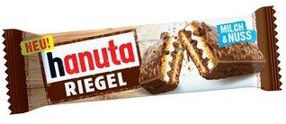 Ferrero Hanuta Riegel 3er-pack