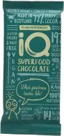 Minz-Schokolade IQ Chocolate Bio