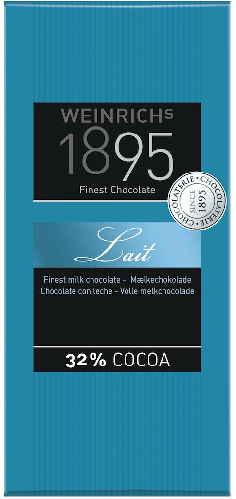 Weinrich 1895 Caramel Meersalz 32% Cocoa