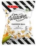 """WIldcorn Kanonenbälle (""""Cannon Ball"""") aus Schwarzem Pfeffer mit Meersalz."""