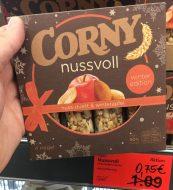 Corny nussvoll nuss-duett+winterapfel