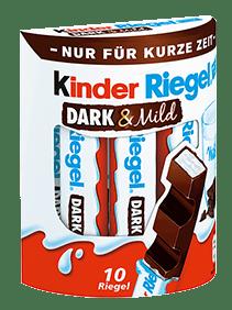 Ferrero Kinder-Schokolade Dark+Mild