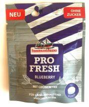 Fisherman's Friend Pro Fresh Blueberry mit grünem Tee