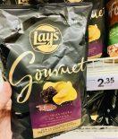 Lays Gourmet Schwarzer Trüffel und Meersalz