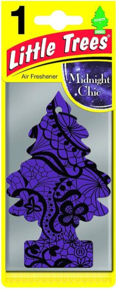 Little Trees Midnight Chic Air Freshener