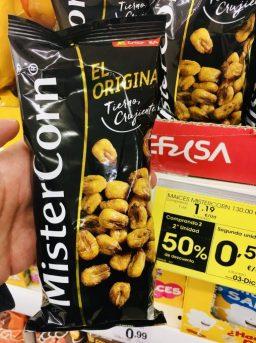 Mister Corn El Original Frittierter Mais