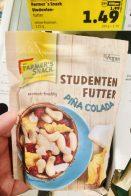 Penny Farmer's Snack Studentenfutter Pina Colada exotisch-Frisch