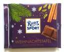 Ritter Sport Weihnachtstafel 2019
