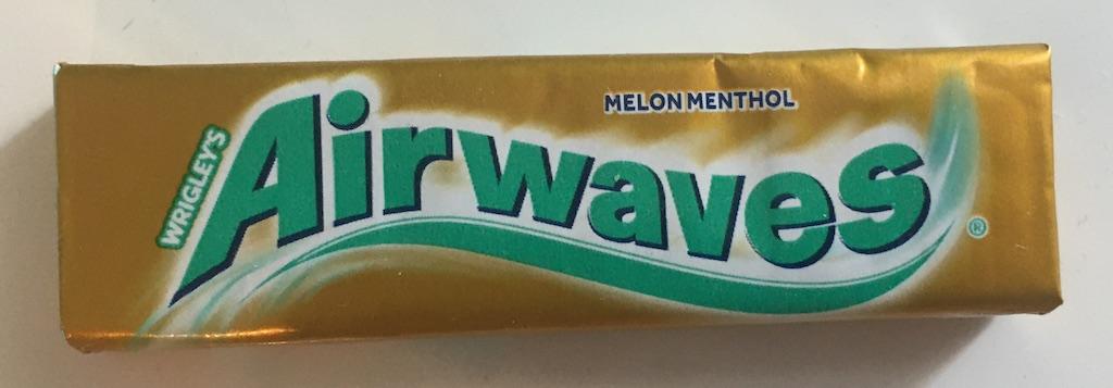 Wrigleys Airwaves Melon-Menthol