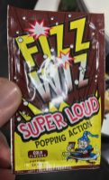 FizZ Wiz Super Loud Popping Action Knisterbrause