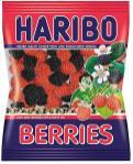 Haribo Berries Rote und schwarze Brombeeren