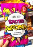 Heritage Salted Popcorn Comicdesign