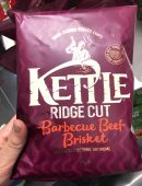 Kettle Ridge Cut Barbecue Beef Brisket 135 Gramm