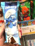 Kidsworld Milchsnack Schlumpf Smurfs 4-28 Gramm