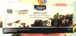 Lidl Deluxe Eispralinen mit Minzgeschmack 100ml