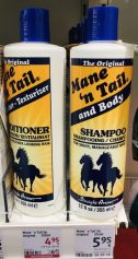 Mane 'n Tail and Body Shampoo Straight Arrow