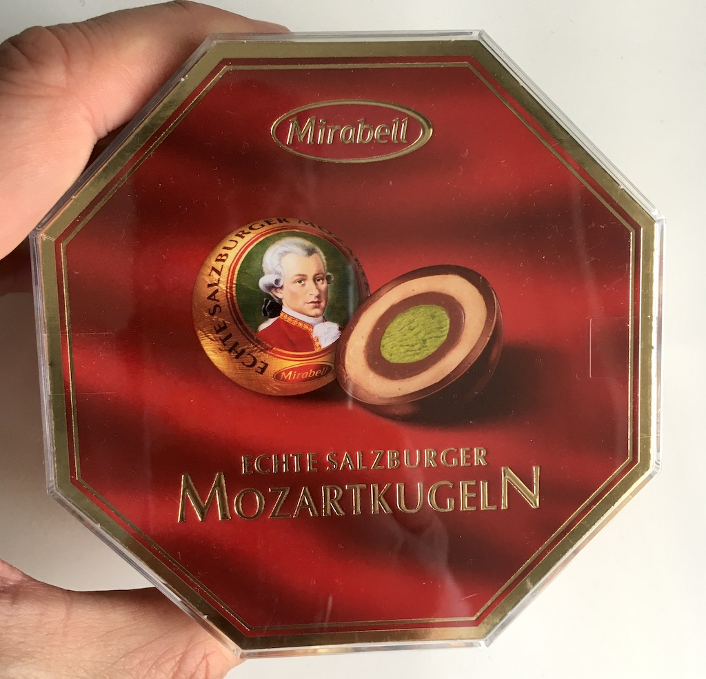 Mirabell Echte Salzburger Mozartkugeln