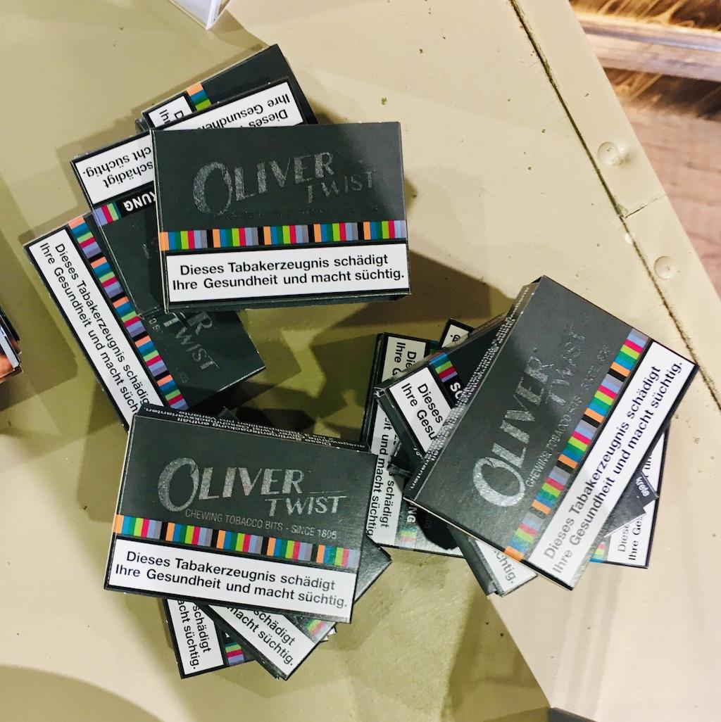 Oliver Twist Kautabak