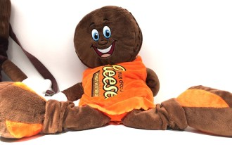Reeses Stoffpuppe