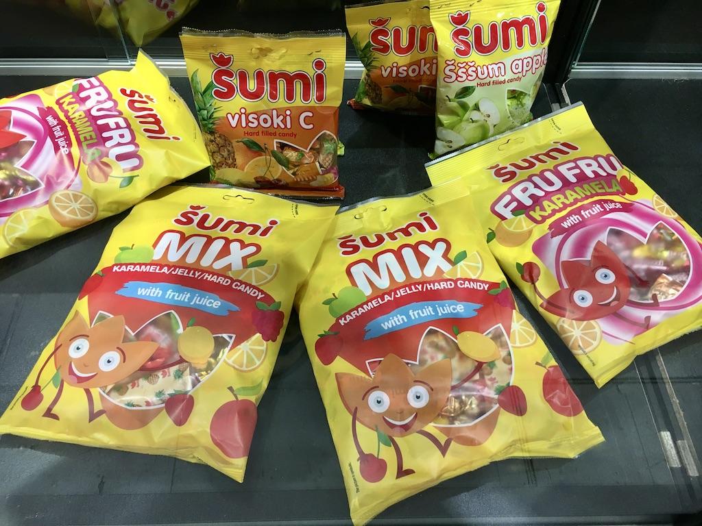 Sumi Mix Fruchtbonbons