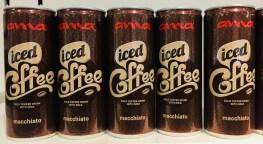 ama iced coffee macchiato