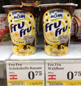 nom fru fru Schoko-Balls Joghurt
