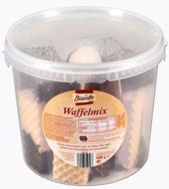 BISCOTTO Waffelmix 600 Gramm