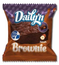 Daily'n Brownie Noisette