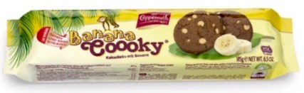 Coppenrath Banana Coooky 185 Gramm
