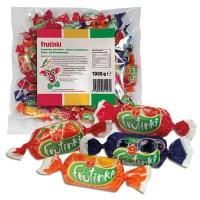 Frutinki Karnevals-Bonbons Wurfmaterial 1 Kilo