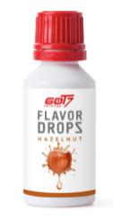 Got7 Nutrition Aroma Flavor Drops Hazelnut