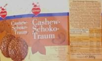 Lebkuchen-Schmidt Cashew-Schoko-Traum 300 Gramm