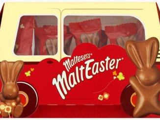 Mars Maltesers MaltEaster Osterverpackung