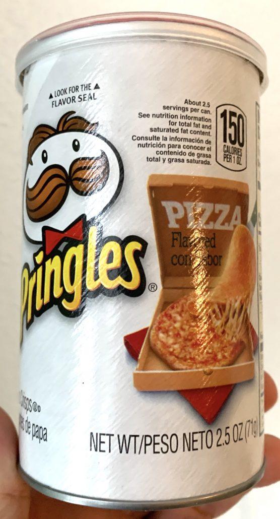 Pringles Pizza Midi USA 71 Gramm