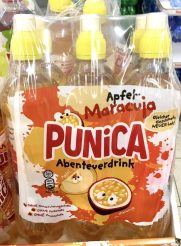 Puncia Apfel-Maracuja Abenteuerdrink