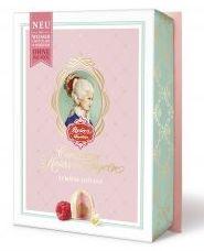 Reber Constanze Kugeln Ruby-Schokolade mit Himbeere