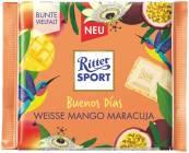 Ritter Sport Weisse Mango-Maracuja Schokolade 100g