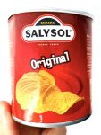 Salysol Original Chips Dose Pringles-IMitat