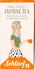 Schlürf Tee Frau Lühr's Jasmine Tea