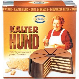 Vadossi Dresden Kalter Hund Torte Oma Hartmann