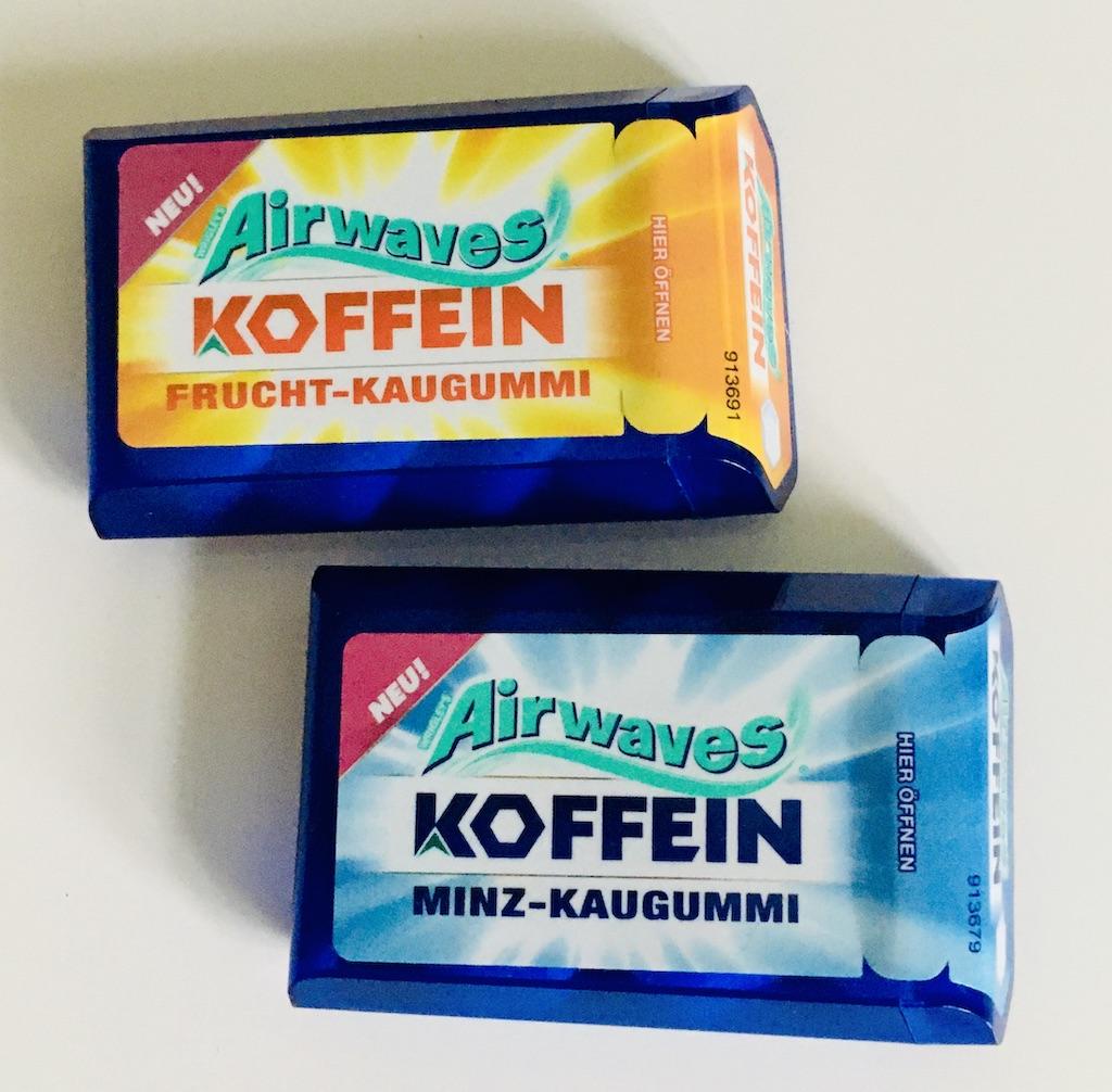 Airwaves Koffein