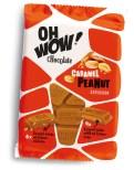 Oh Wow! Chocolate Wild Berry Caramel-Peanut Crunchy Coffee Crazy Caramel Salty Hazelnut Dark Nougat