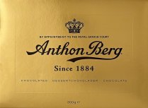Anthon Berg Since 1884 Dessertchokolader 800 Gramm Pralinen