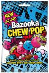 Bazooka Chew Pop Lollies 140 Gramm