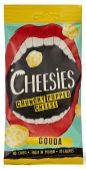 Cheesies Crunchy Popped Cheese Gouda Chips
