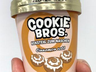 Cookie Bros. Keksteig zum Naschen Cinnamon roll